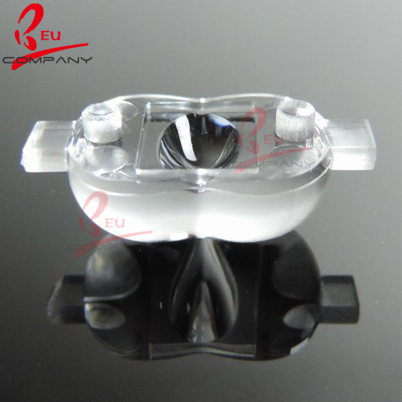 60 * 135 gradi XP serie Acrilico LED lampioni lenti arachidi lente 3535 lenti lenti