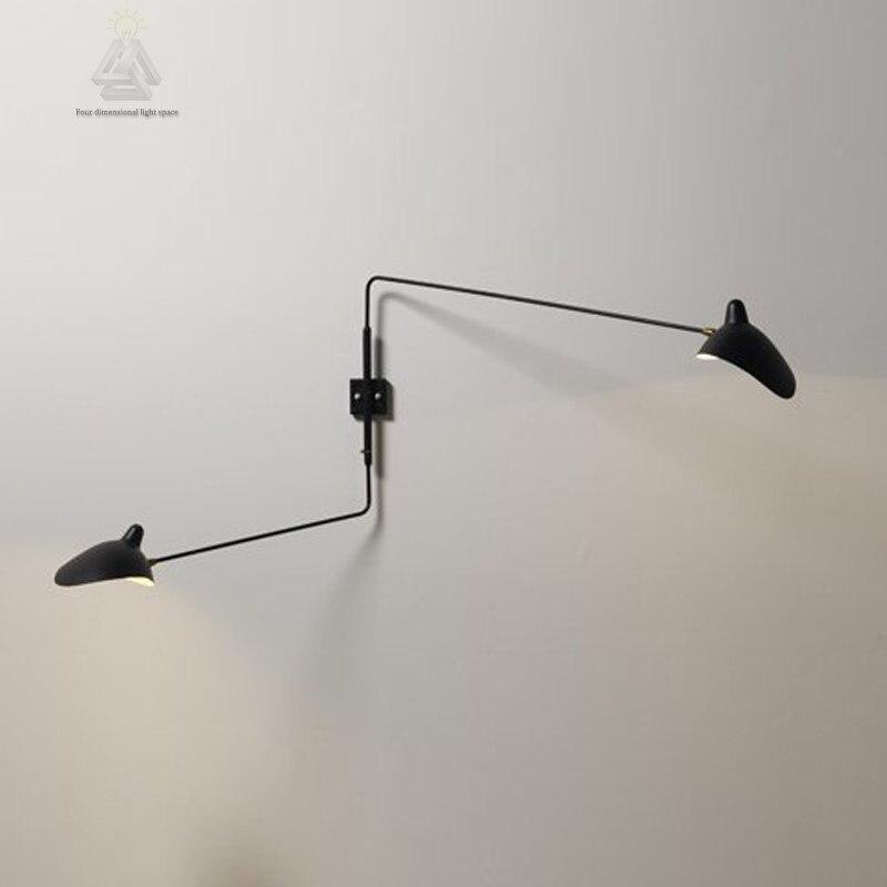 Duck Wohnzimmer Esszimmer Home Beleuchtung Moderne Serge Mouille Wandleuchte Leuchtet Led WandleuchteChina