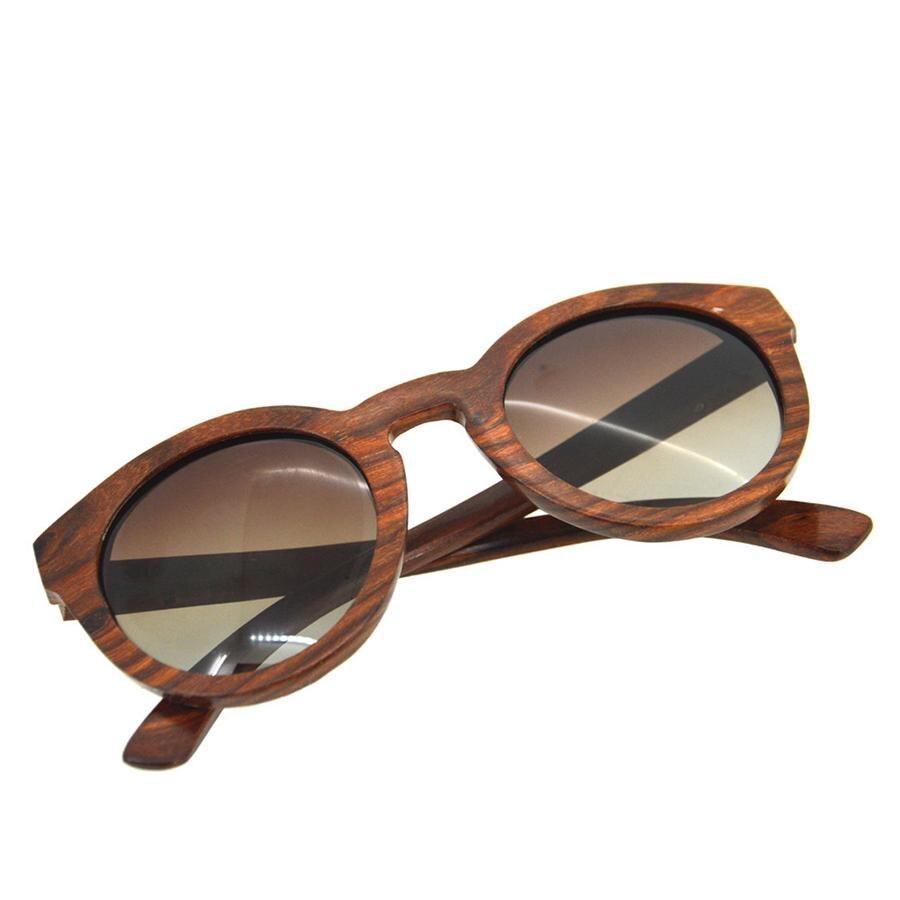 Cool wood sunglasses