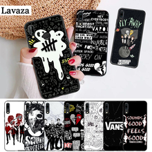 купить Lavaza 5 Seconds of Summer Silicone Case for Huawei P8 Lite 2015 2017 P9 2016 Mimi P10 P20 Pro P Smart Z 2019 P30 по цене 105.51 рублей