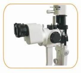 Szemkórház 5 lépéses nagyítású réselt lámpa mikroszkóp - Mérőműszerek - Fénykép 3