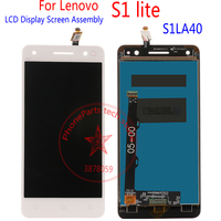 Original For Lenovo Vibe S1 Lite Lcd Display Touch Screen Assembly For Vibe S1La40 Lcd Replacement