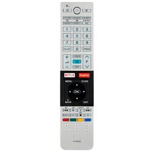 Image 1 - جهاز تحكم عن بعد جديد لتوتوشيبا CT 8536 تلفزيون ال سي دي مع وحدة تحكم وظيفة صوت Netflix GooglePlay