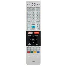 Nouvelle télécommande pour Toshiba CT 8536 LCD TV avec voix Netflix