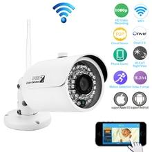 OwlCat WiFi IP Kamera Bullet Açık Onvif Kablosuz Ağ Kamara 2MP Full HD 1080 P 720 P IR Gece Güvenlik CCTV B16W B11W