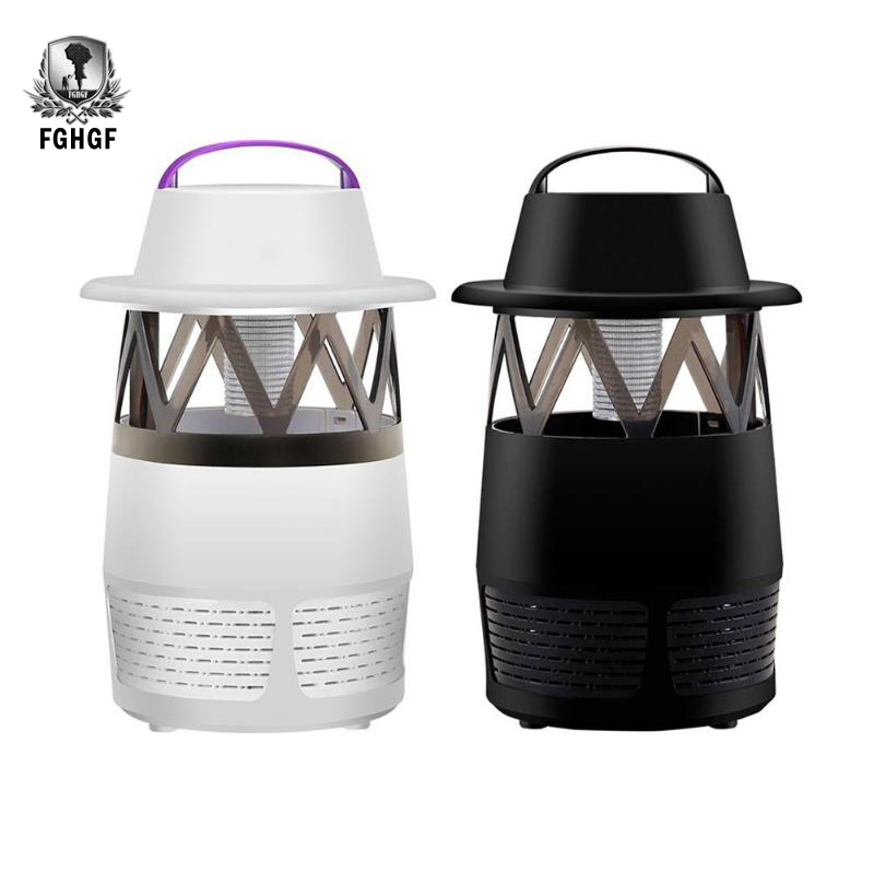 Garden Supplies New Fashion Summer Usb Anti Mosquito Killer Lamp Led Pest Repeller Mosquito Zapper For Indoor Bedroom Fly Mosquito Repellent Killing Dependable Performance