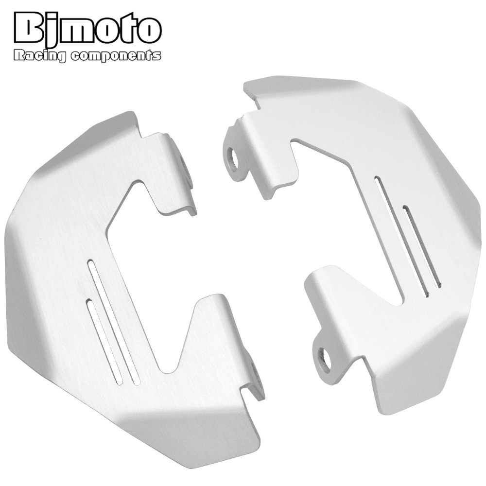 BJMOTO Motorcycle Accessories Front Left & Right Brake Caliper Cover Guard For BMW R NINE T 2014 -2017 R1200GS LC/ADV 2014-2016 motorcycle accessories 650tr left front fender