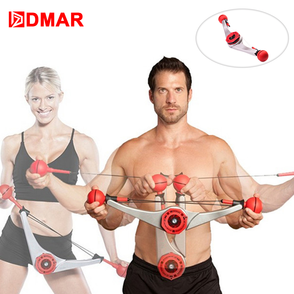 DMAR bras réglable Force de maintien multi-fonction Force de poignet Portable musculation équipement de Fitness intérieur extérieur