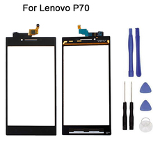 New Touch screen For Lenovo P70-T Touch Screen Digitizer Front Glass Touch Panel Replacement + tool