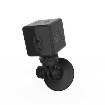 1080P IP camera S1 Mini Wifi Camera Motion Detection Night vision 140 degree Monitor Home Safe Surveillance Sport Recorder