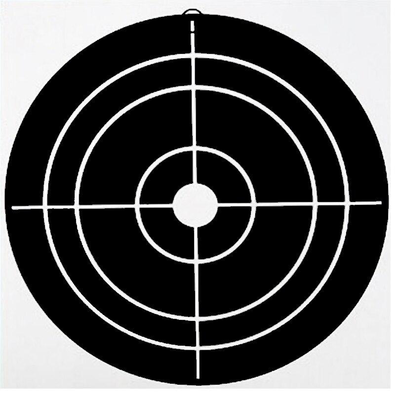 Splatter Targets Reactive Shooting Targets Paper - Gun - Rifle - Pistol - AirSoft - BB Gun
