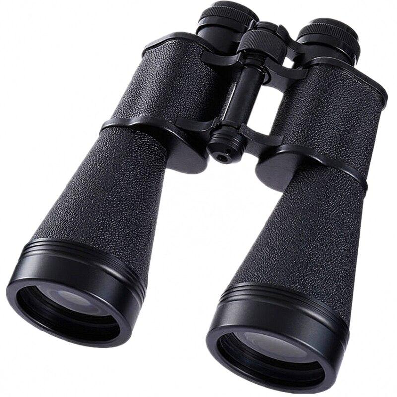Baigish Binoculars 15x60 Russian Military Binocular High Quality Powerful Telescope Lll Night Vision For Hunting Camping