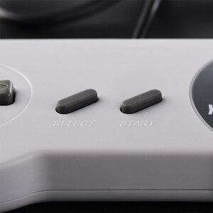 Image 5 - Controle usb para jogos snes, joystick clássico usb para raspberry pi, 2 peças