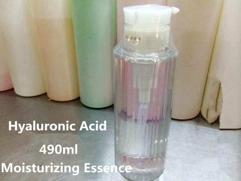 Hyaluronic Acid Moisturizing Essence 490ml kin Care Hospital Equipment Free Shipping