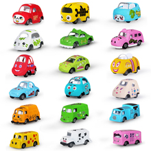 meibeile kids cute small cartoon juguetes carros diecast toys alloy vehicles mini metal cars christmas gifts for children baby