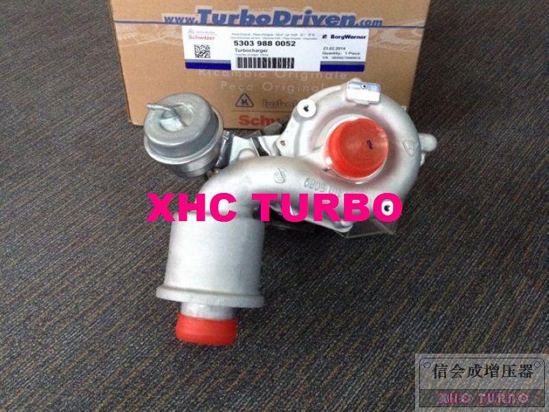 Nouveau turbocompresseur authentique K03 53039700052 pour AUDI A3 TT, SEAT Leon Toledo, SKODA Octavia, Bora, Golf Jetta Beetle 1.8 T 180HP