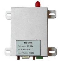 Ttl rs485 rs232 радио модем 5 Вт Данные передатчика 433 мГц/450 мГц/470 мГц приемник rf модуль для bell беспроводного сервиса KYL 300H
