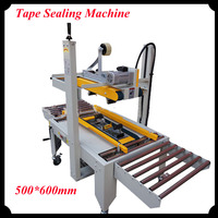 1pc 220V 180W Large Semi Auto Box Case Carton Tape Sealer Tape Sealing Machine With English