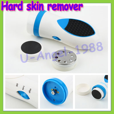 1pcs New Foot Care Pedicure File Dry Hard Skin Remover Electronic Kit Set