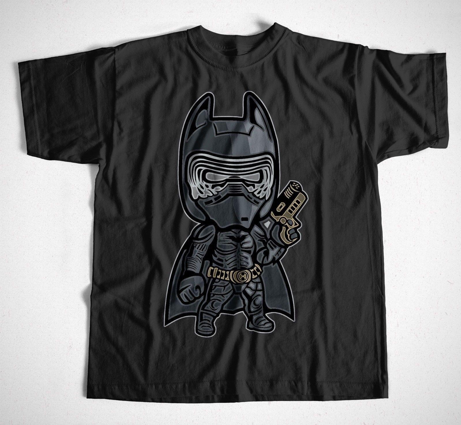 Темную ночь S XXL Темный рыцарь Бэтмен StarWars Дарт Вейдер джедай ситхов