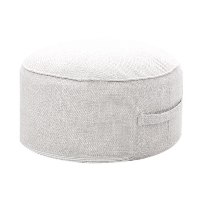 LIXF New Design Round High Strength Sponge Seat Cushion Tatami Cushion Meditation Yoga Round Mat Chair Cushions