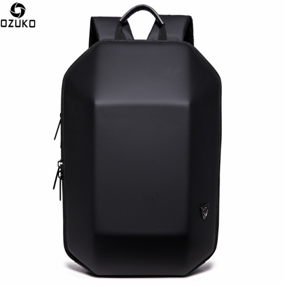 OZUKO Hot Selling Large Capacity Anti-theft Waterproof Black Mochila Men's Backpacks Bags 2017 Casual Laptop Travel Backpack hot selling high quality waterproof men women military casual backpack large travelling casual bags mochila escolar boy gifts