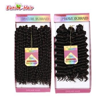 2 3 Packs For A Head Freetress Synthetic Hair 3xbraids Crochet Braid