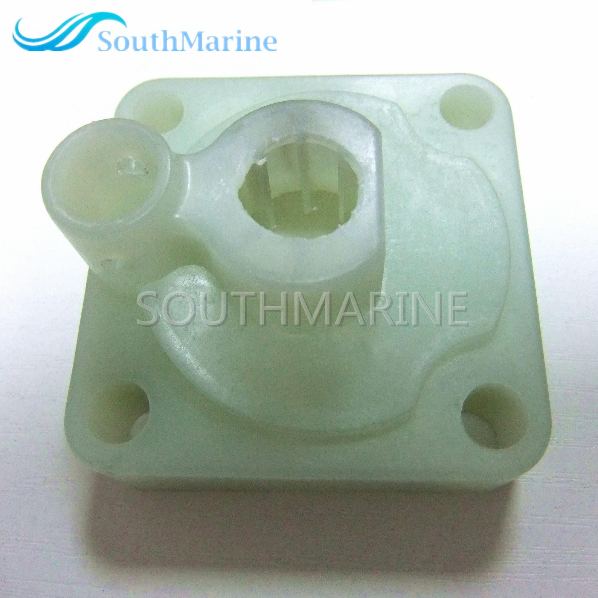 Water pump housing 63V for Yamaha 9.9hp 15hp outboard motor 63V-44301-00
