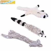 Neue Nette Haustier Spielzeug Sound Spielzeug für Hund Tier Design eichhörnchen/Tiger Spielzeug für Hündchen Kitten Funny Machen Geräusche Quietschende spielzeug