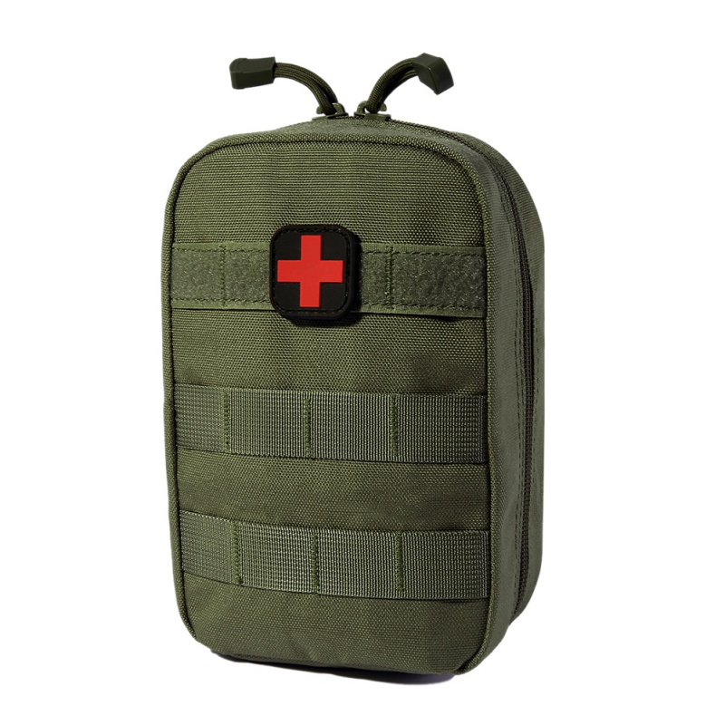 Outdoor Emergency Military First Aid Bag Molle Medical EMT Cover Program IFAK Package Outdoor & Travel Hunting Utility Pouch