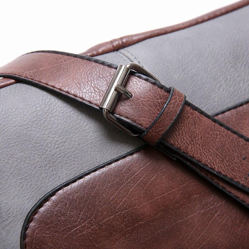 A La Nero Modo rosso Frizione Quotidiana Donne Crossbody Tasca Cuoio grigio Bag Signora Il Di Aperta Zipper Borse verde Donna Nappa Della Tracolla Con Tote brown qvw1t