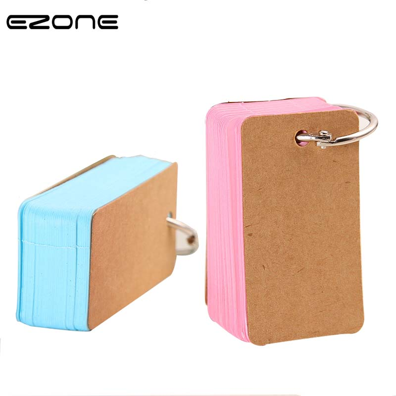EZONE Colored Inner Pages Spiral Notebook Colorful Refills Coil ...