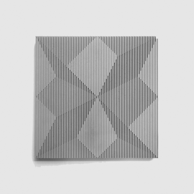 Creative shadow stereoscopic cement wall tile mold decoration background wall tile mold paste type wall tile manual mold