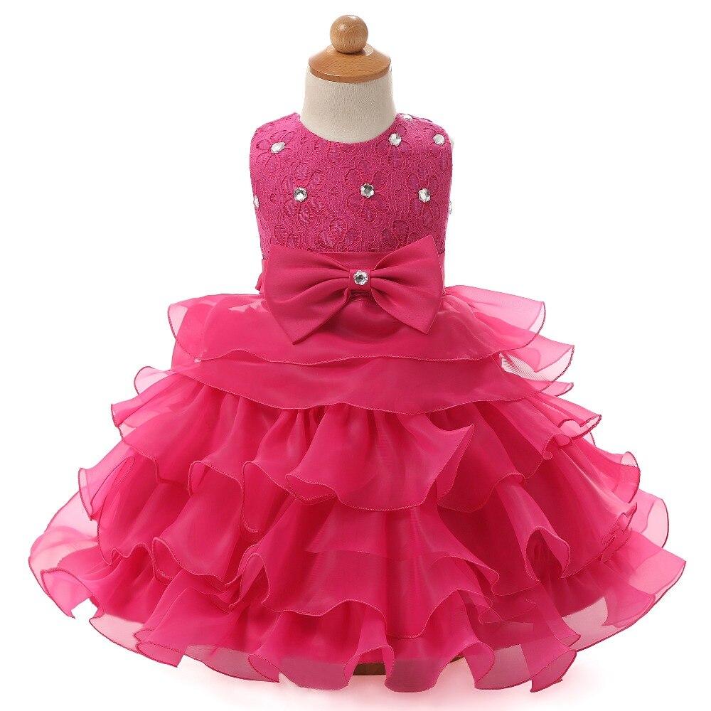 Children toddler girl dress brand floral princess dresses for Baby girl dress wedding