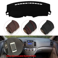 Console Dashboard Suede Mat Protector Sunshield Cover Fit For Hyundai Elantra 2008 2010