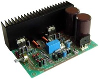 Tda7293 140 w + 140 w dc + ~ 10 +-50 v 전력 증폭기 보드 장착