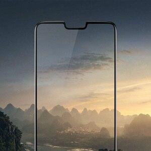 Image 2 - Original RIJOW 5D verre pour OnePlus 6 verre trempé pour One Plus 6 Film de protection décran 3D couverture complète écran Ultra mince noir