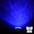 Nueva Led Mini Luz de La Noche Del Proyector Del Océano Azul Mar Olas de Proyección Lámpara de proyección con Altavoces Luces de La Noche Lámpara de La Mesita de Cama Cubierta