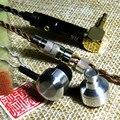 Nueva Llegada R3 1.2 M En Oído 3.5 MM DIY Encargo Unidad de Accionamiento Dinámico de Hi-fi auriculares auricular Profesional Tuning auricular