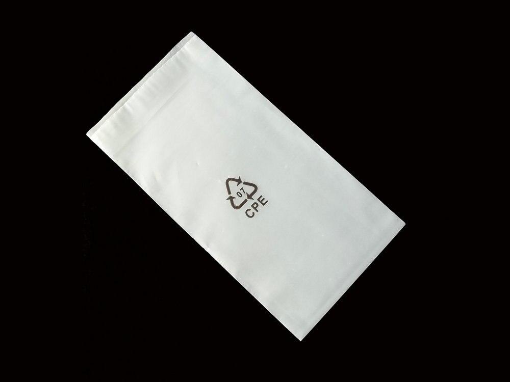 500 шт 7,5*15 см Открытый Топ CPE печать «морозная» пленка рот герметичные пластиковые упаковочные пакеты мобильный телефон упаковка для электроники сумки
