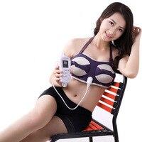 New Massaggio Del Seno Petto Stimolo Dispositivo Elettrico A Infrarossi Elettronico Ingrandimento Del Seno Massager Health Care HS11