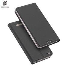 Dux DUCIS Роскошный кожаный чехол для Xiaomi Redmi 4A флип чехол для Xiaomi Redmi 4A кошелек Чехол Fundas крышка Защитный В виде ракушки