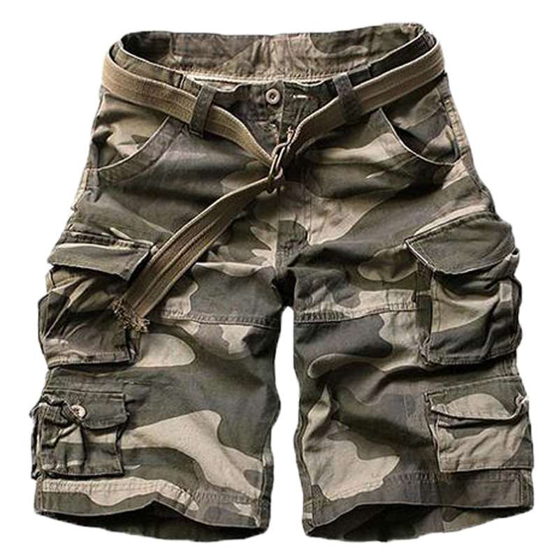 cargo short pants for men - Pi Pants