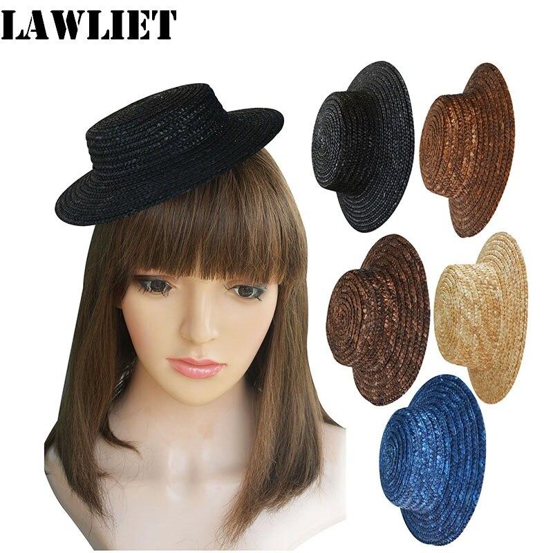 Craft Supplies Straw Hats