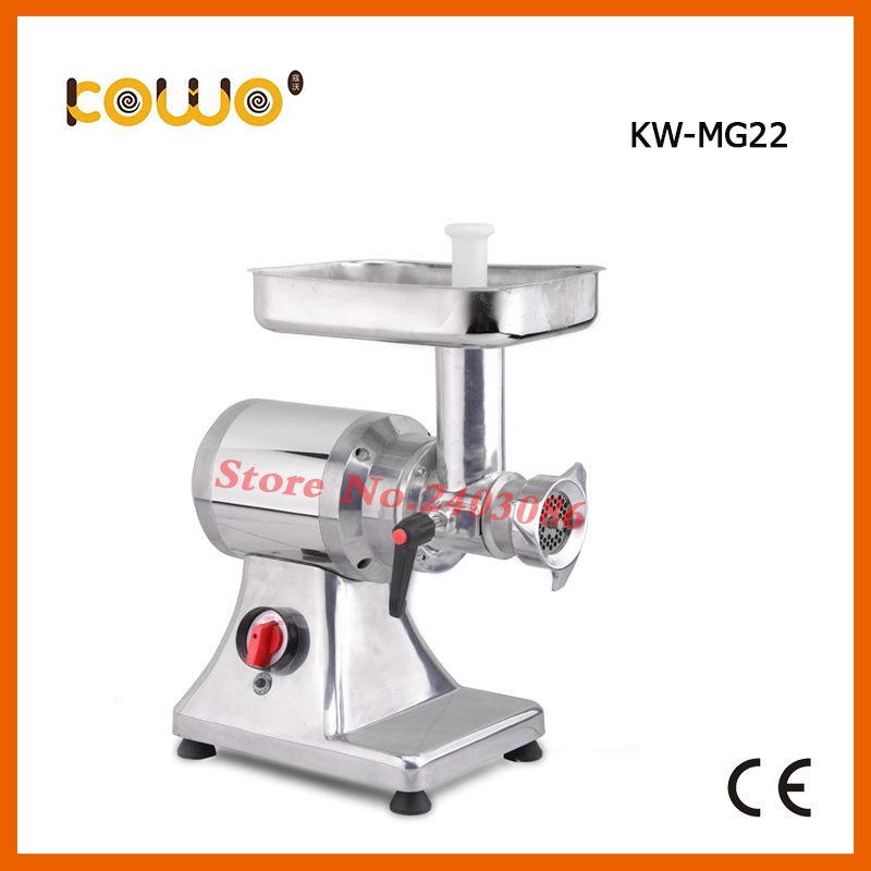 цена на industrial table counter top stainless steel automatic electric food processing equipment 100kg/h meat grinder mincer for sale
