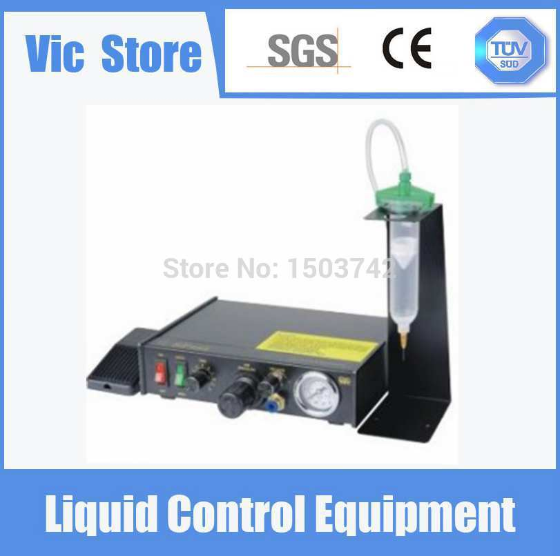 high precision 220V Auto Glue Dispenser Solder Paste Liquid Controller Dropper SP8000 Dispensing Machine With factory prices hot 220v sp 8000 automatic numerical control type glue dispenser sp8000