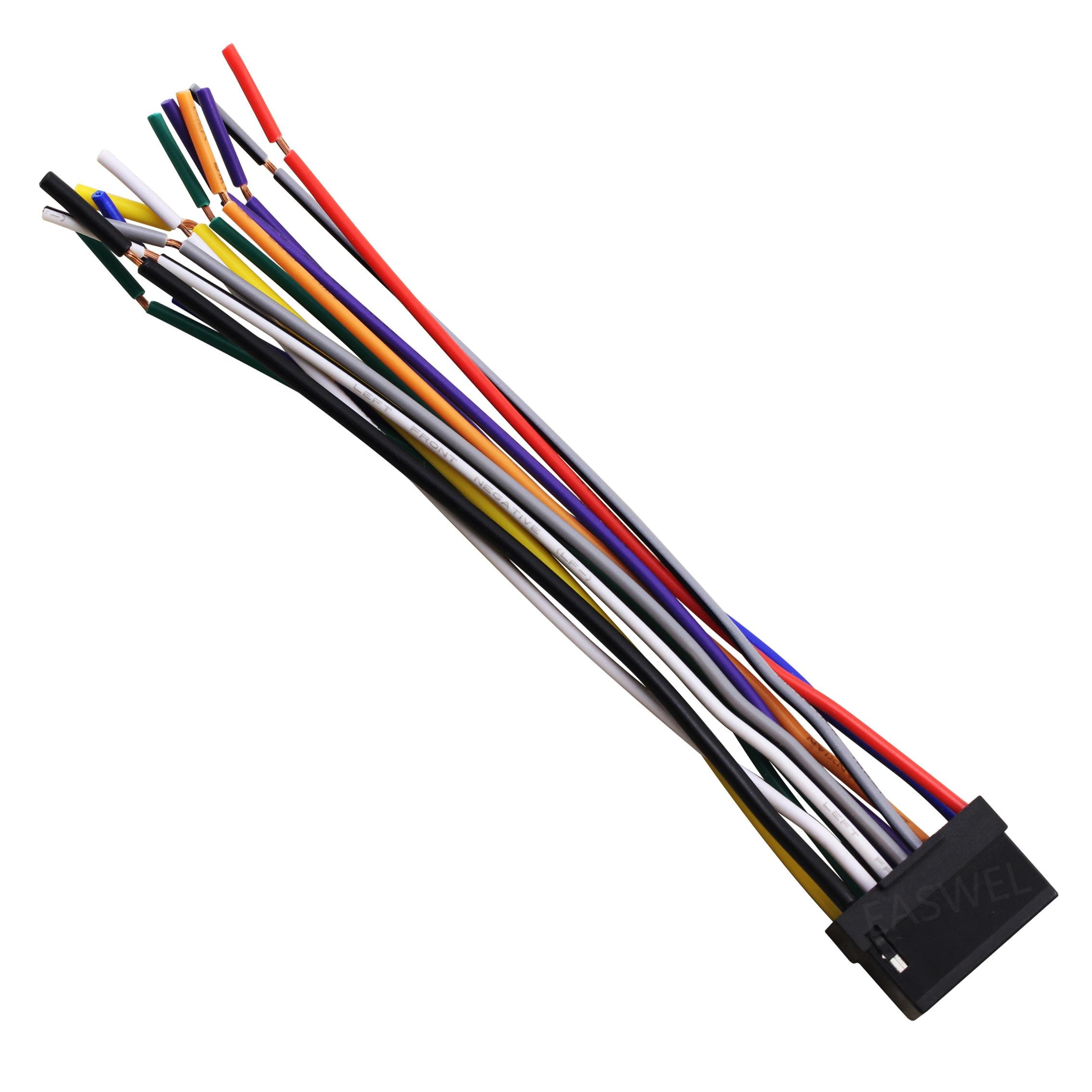 WIRE HARNESS FOR ALPINE CDE HD148BT CDEHD148BT CDE HD149BT CDEHD149BT CDE  SXM145BT CDESXM145BT CDE W235BT CDEW235BT DVA 9860E Data Cables  -  AliExpressAliExpress