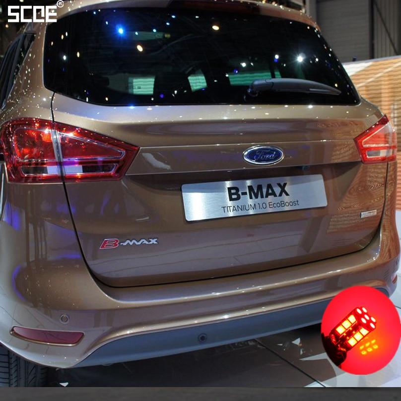 Ford Galaxy 2 Galaxy 3 Galaxy 4 Street KA SCOE 2X30SMD LED Əyləc / - Avtomobil işıqları - Fotoqrafiya 1