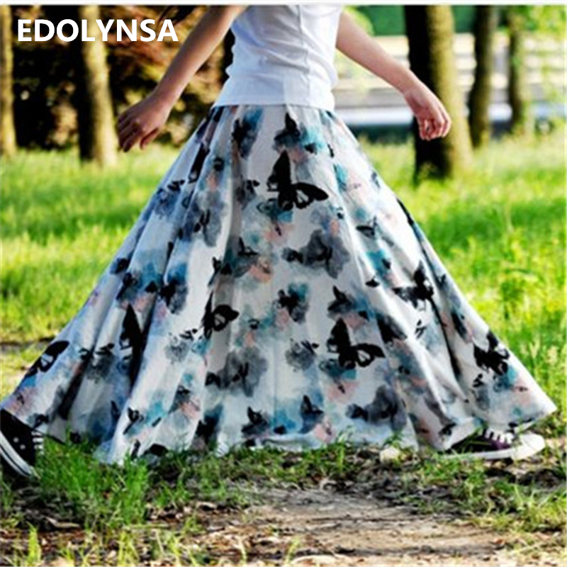 Online Get Cheap Cotton Maxi Skirt -Aliexpress.com | Alibaba Group