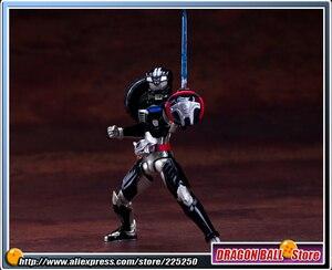 "Image 2 - Japan ""Kamen Masked Rider Drive"" Original BANDAI Tamashii Nations SHF/ S.H.Figuarts PVC Action Figure   Drive Type Wild"